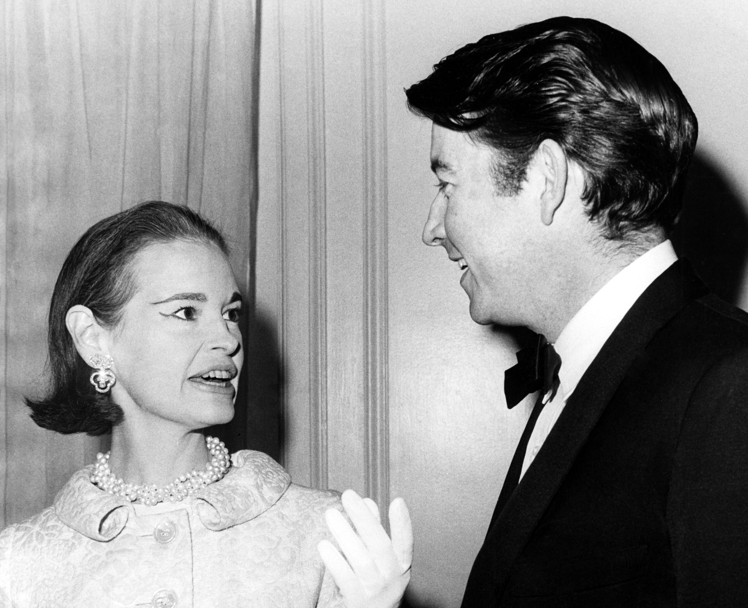 Gloria Vanderbilt Wyatt Cooper 1965