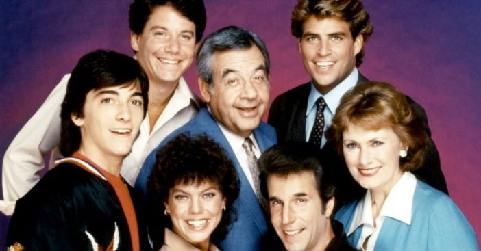 happy days cast reunites for table read