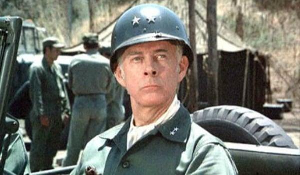 Harry Morgan Col. Sherman Potter