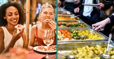 how buffets could be scamming you