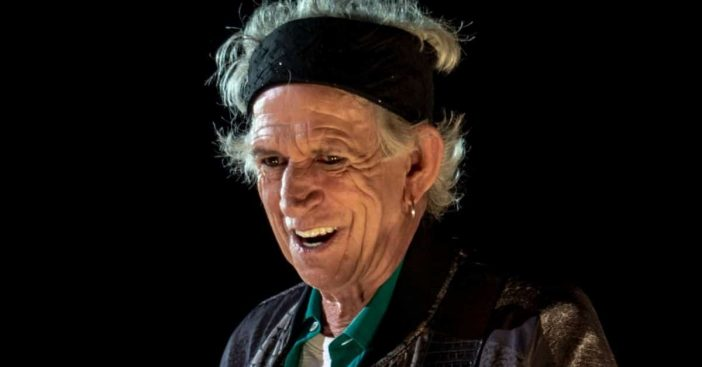 how keith richards will celebrate the stones' 60th anniversary