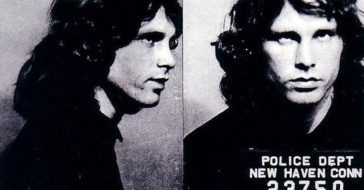 jim morrison arrest in new haven CT