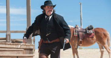 john travolta western