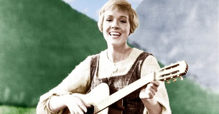 julie andrews almost not cast in the sound of music