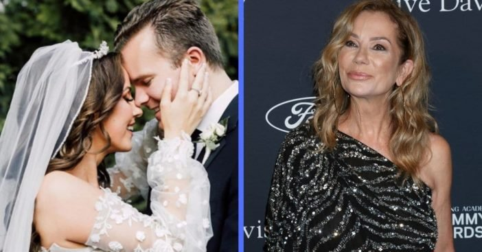 kathie lee gifford's son cody gets married