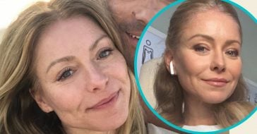kelly ripa skincare routine