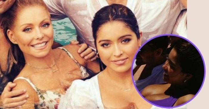 kelly ripa's daughter lola consuelos shares bikini photos