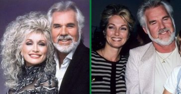 kenny rogers' ex-wife speaks on his relationship with dolly parton