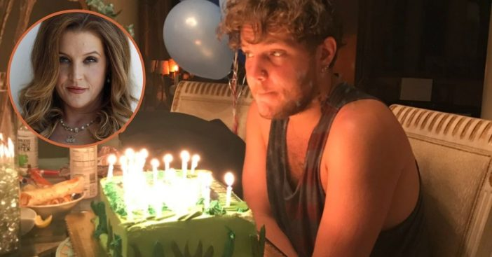lisa marie presley pays tribute to late son benjamin keough on 28th birthday