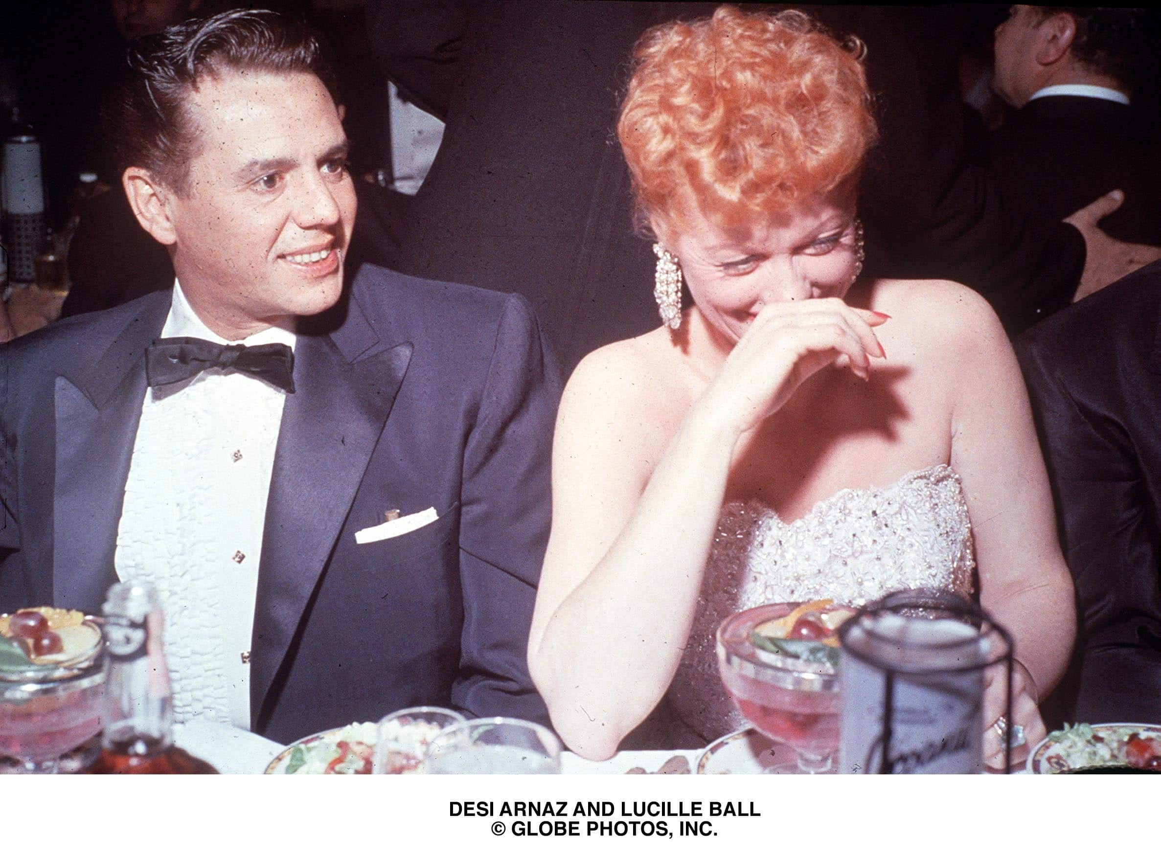 Only Lucille Ball Was Allowed To Mock Desi Arnaz's Accent On The Show