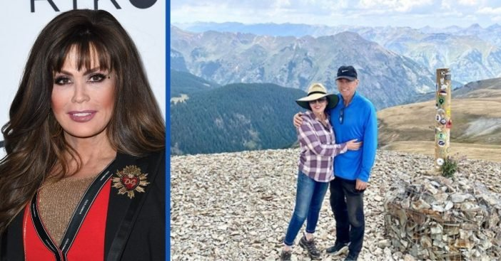 marie osmond didnt watch the talk season premiere, traveling with husband