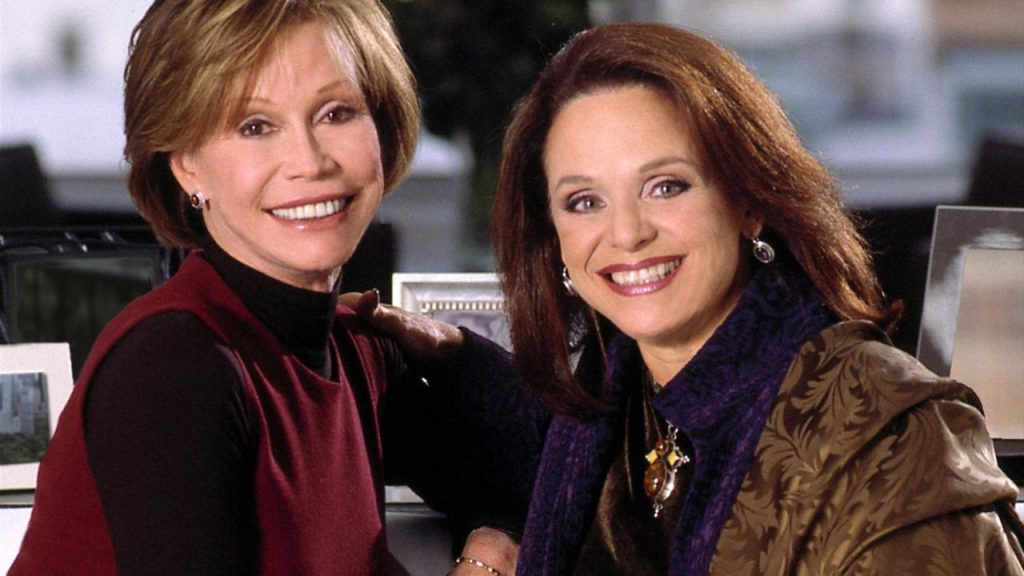 The Rivalry Between Mary Tyler Moore and Valerie Harper Revealed