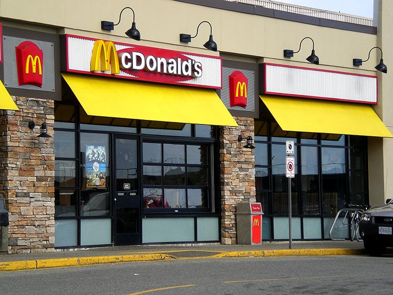 mcdonalds location