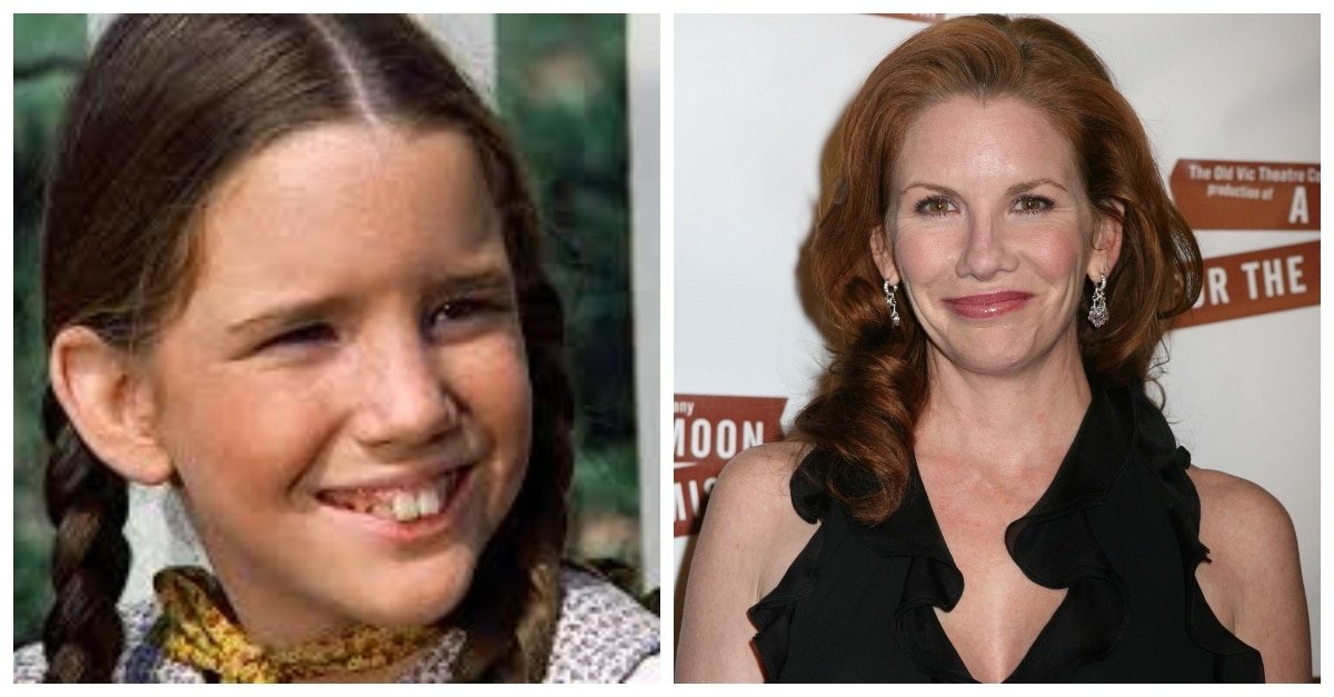 little house cast then and now