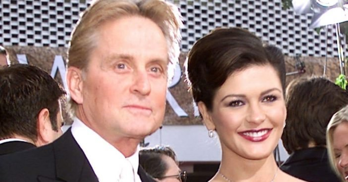 michael douglas catherine zeta-jones 20 years of marriage