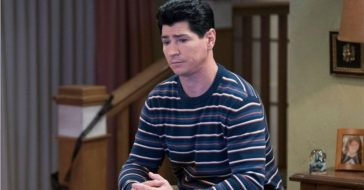 michael fishman opens up about playing a veteran on the conners