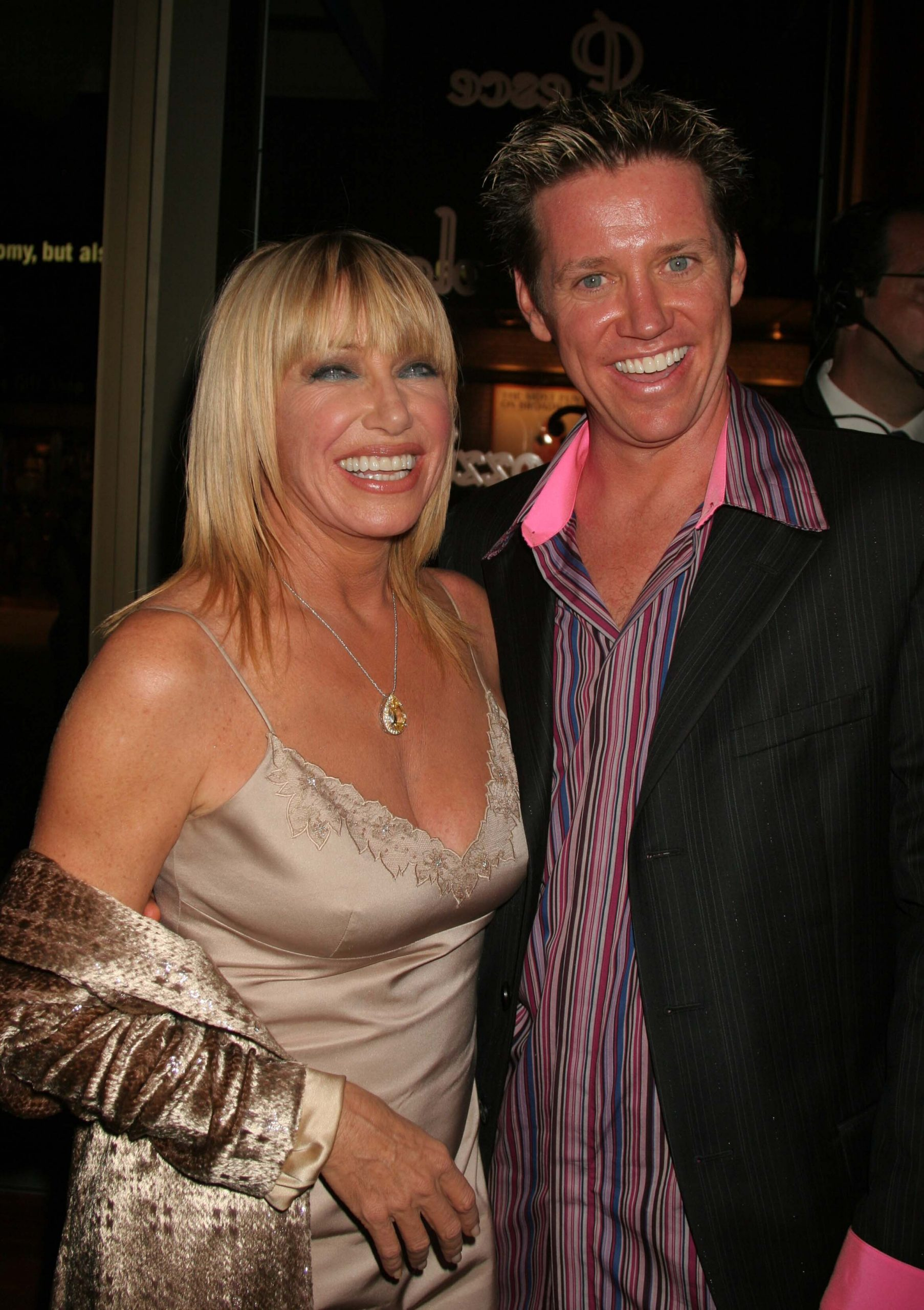 suzanne-somers-with-son-bruce