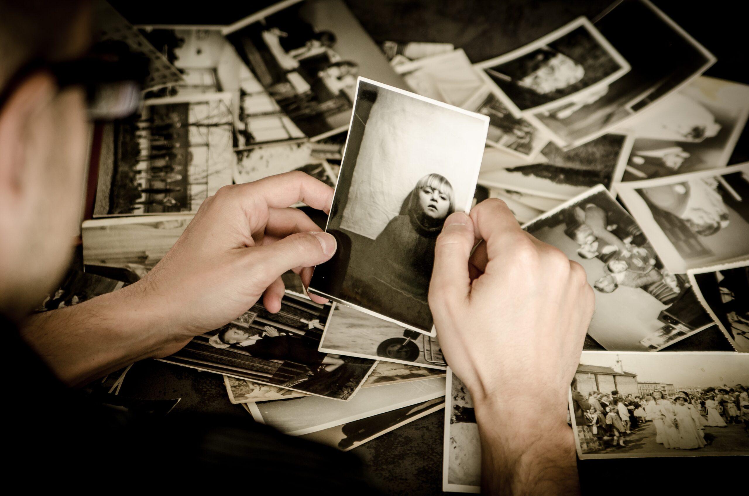 nostalgic photos
