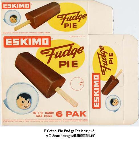 eskimo pie fudge bars