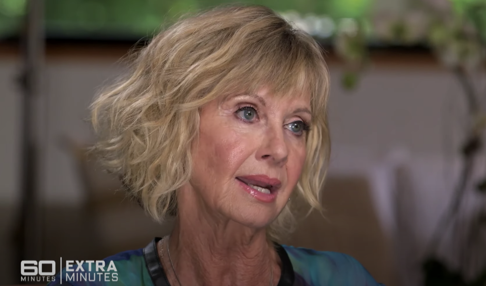 Olivia Newton-John Calls Experiencing Cancer 'A Gift'