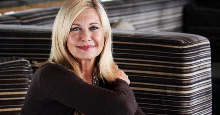 olivia newton-john calls cancer a gift