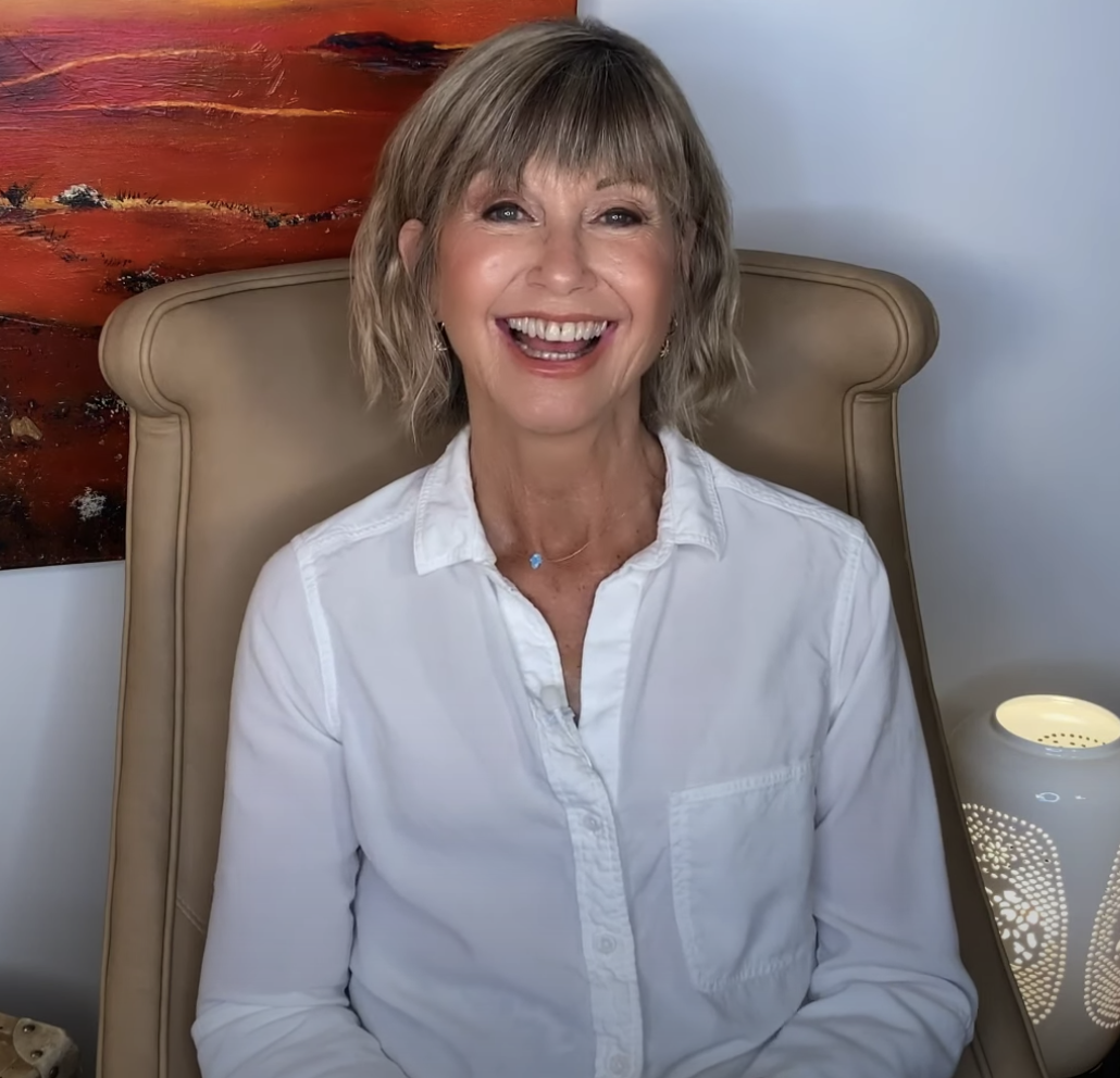 Olivia Newton-John Opens Up About Her New Foundation And Gives Advice For Women With Breast Cancer
