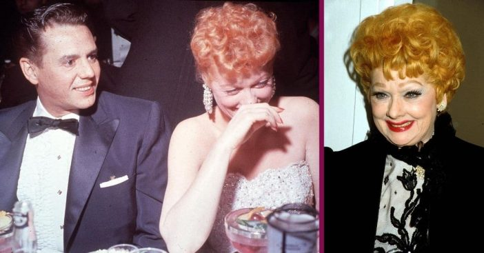 only lucille ball could make fun of desi arnaz accent