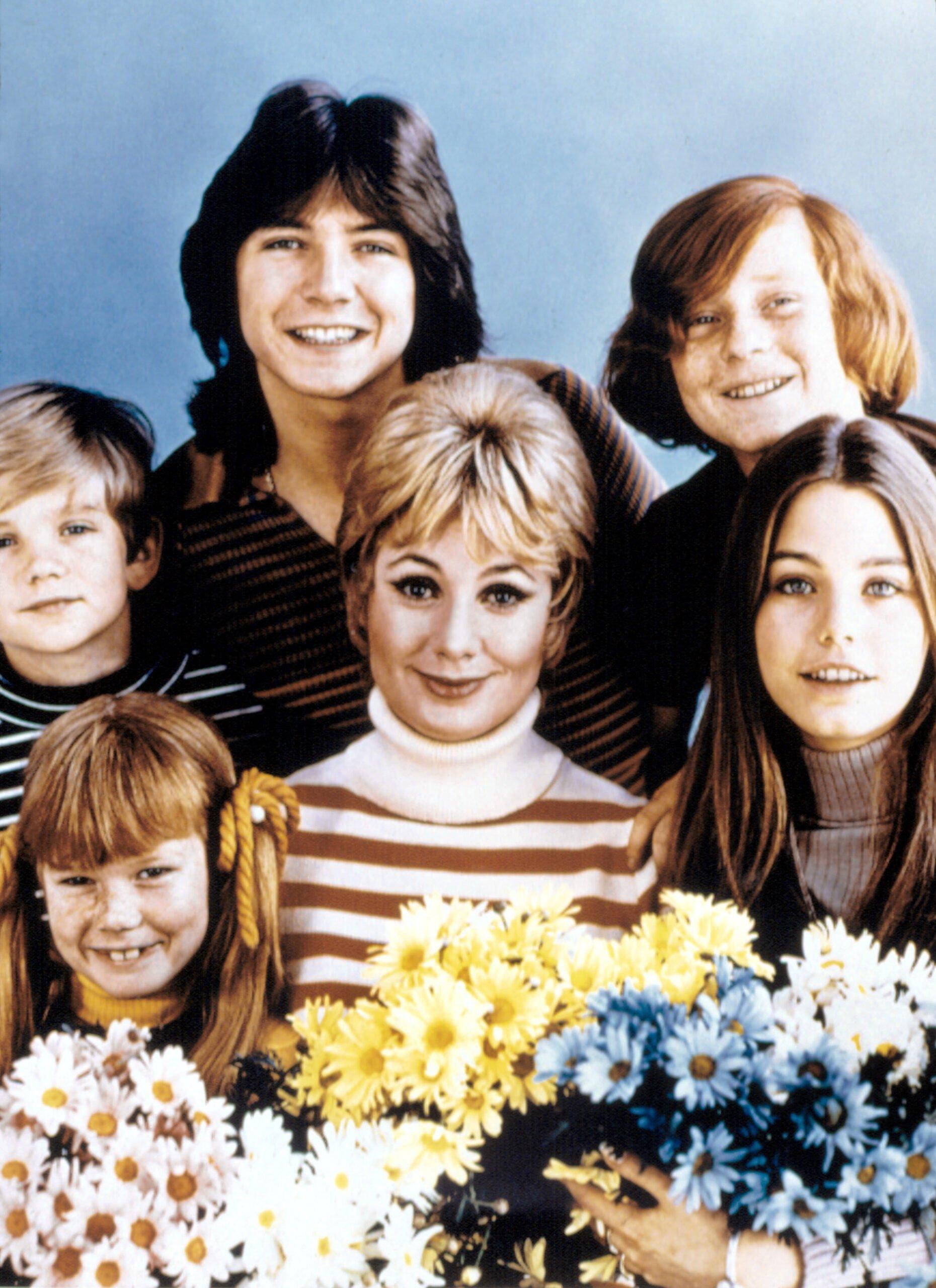 the partridge family cast