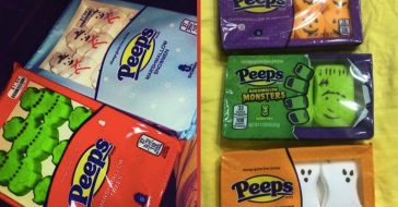 peeps not returning for halloween or christmas this year