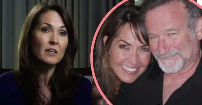robin williams and widow slept in separate beds prior to his death