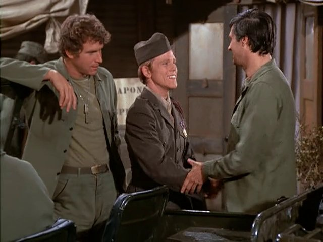ron howard appeared in an episode of M*A*S*H