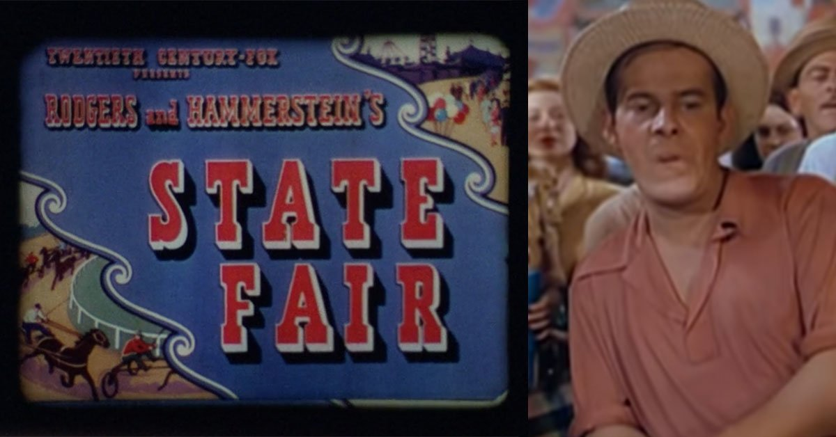 state fair reference mash harry morgan