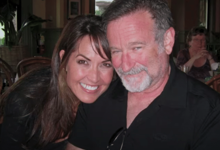Robin Williams' Widow Says Doctors Ordered Them To Sleep In Separate Beds Prior To His Death