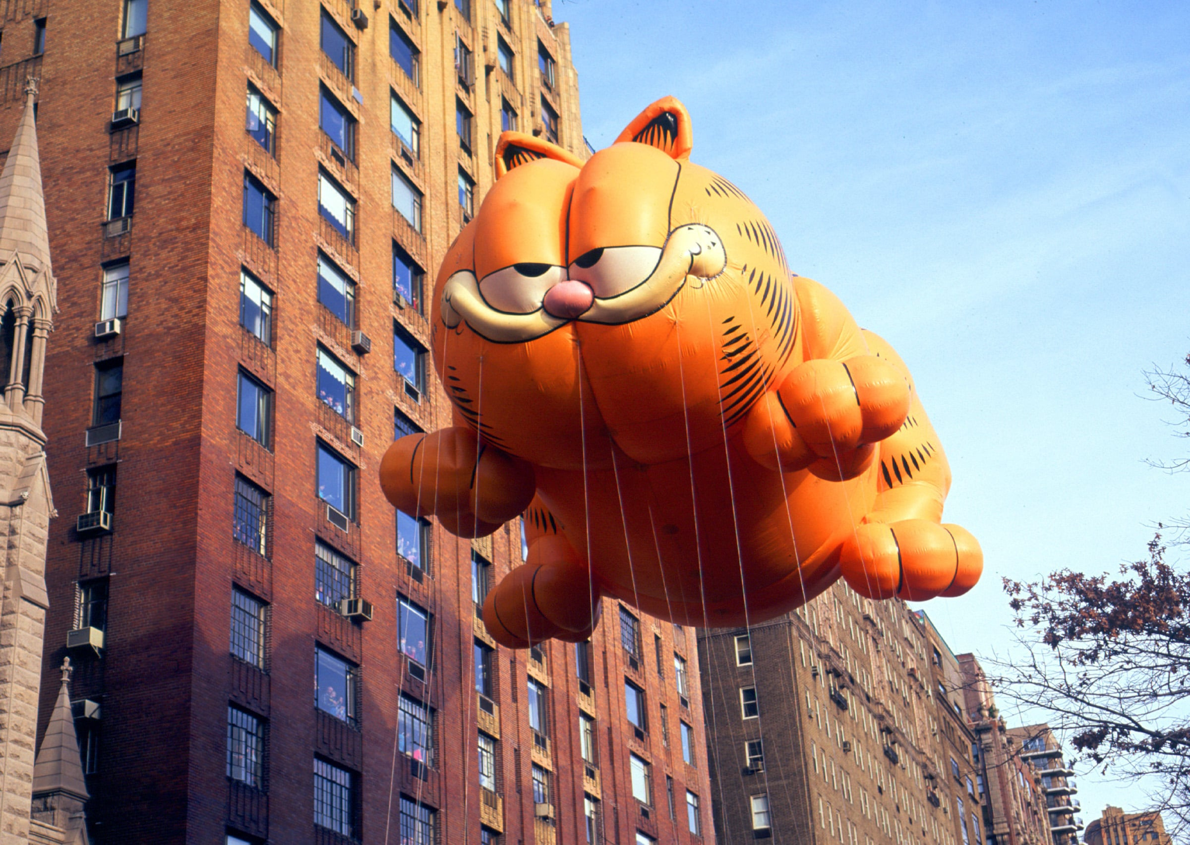 garfield macys thanksgiving parade