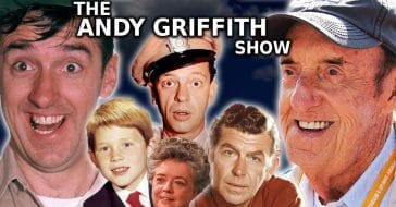 the andy griffith show cast then and now