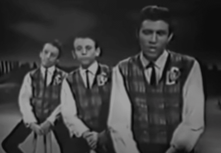 The Bee Gees Were Just Kids When They Performed On TV In 1963