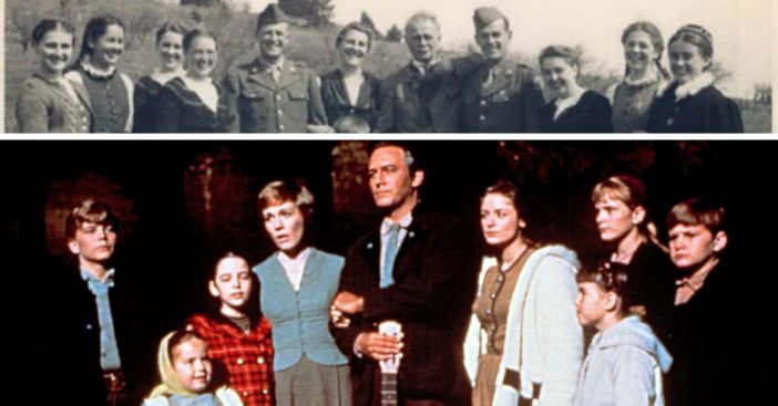 the sound of music film is historically inaccurate