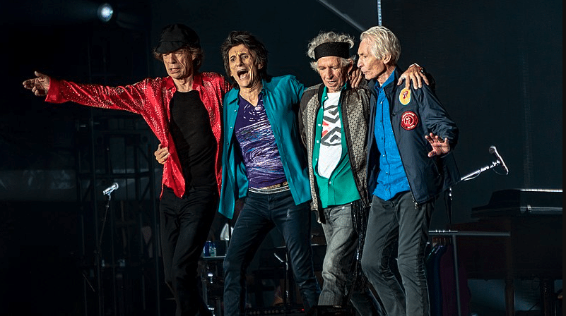 Keith Richards On Celebrating The Stones 60th Anniversary: 'I'll Celebrate In A Wheelchair'
