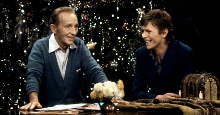 the strange story behind david bowie and bing crosby's the little drummer boy