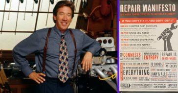 tim allen shares photo from old toolbox that got him emotional