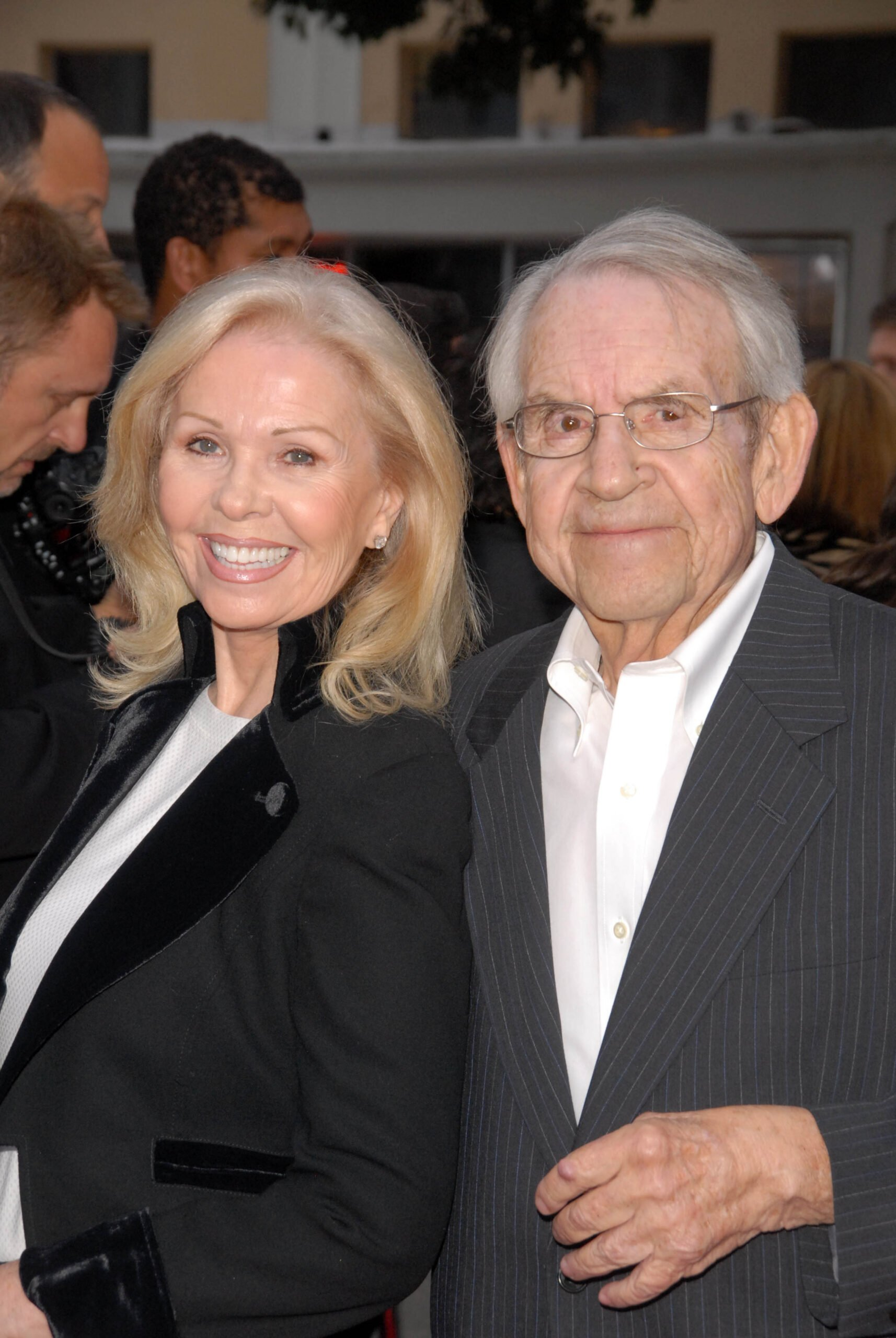 tom bosley and wife patricia carr
