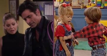 uncle jesse confuses fans on how he raised michelle in full house