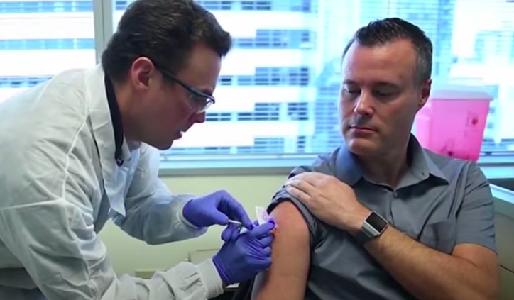 CDC Urges States To Prepare For COVID-19 Vaccine By November 1st