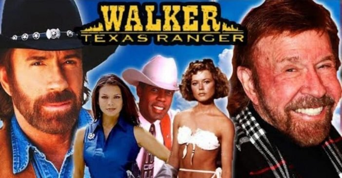 walker, texas ranger cast then and now