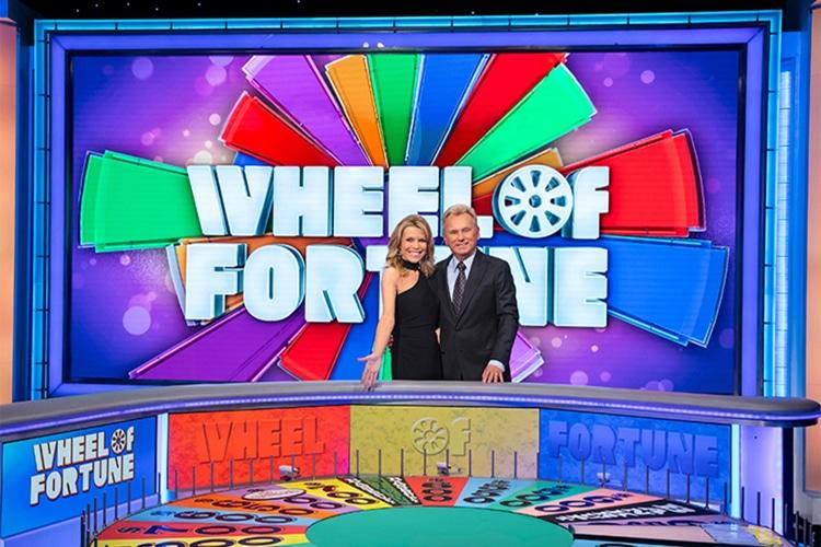 wheel of fortune vanna white pat sajak