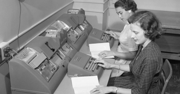 women in the workplace 1950s