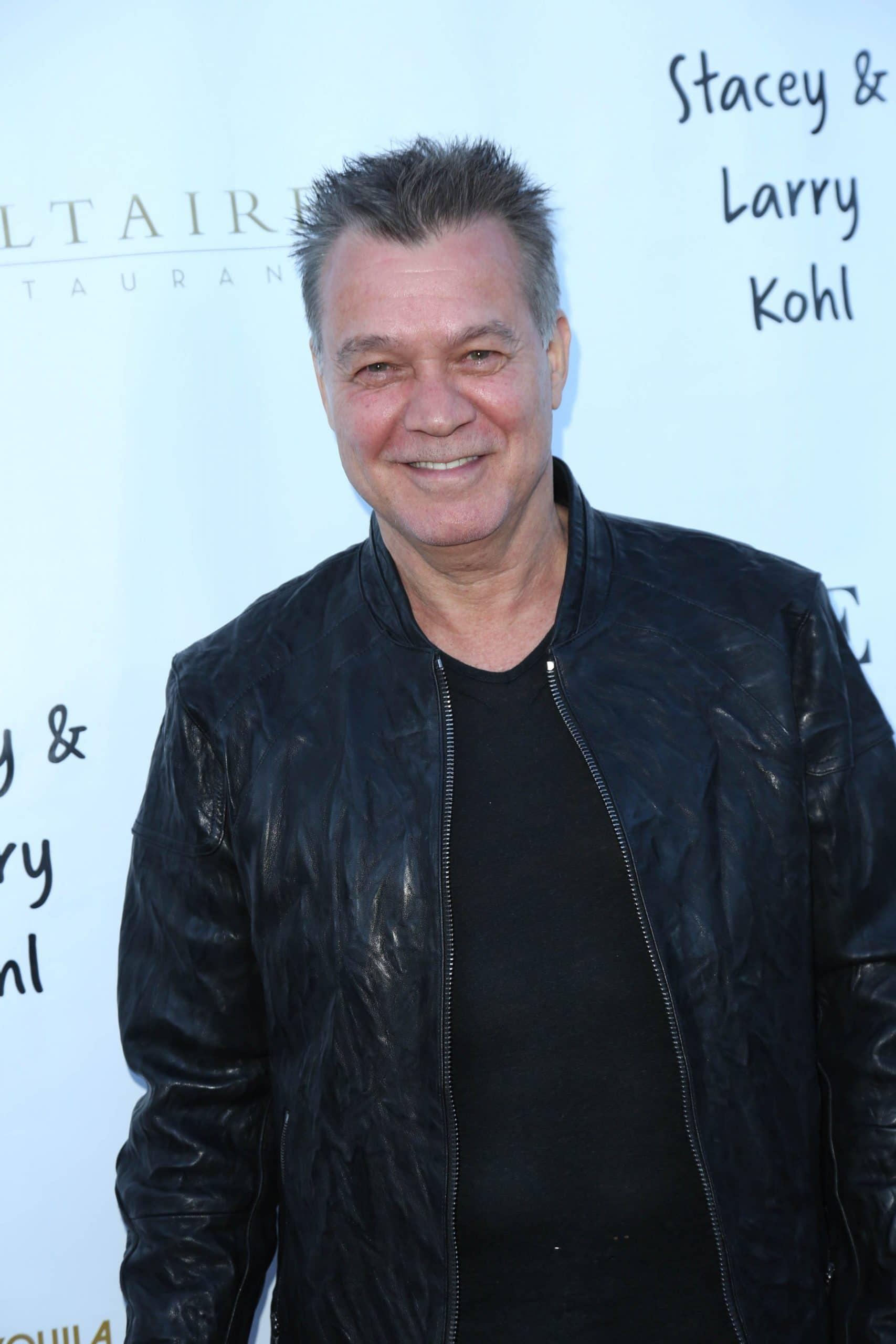 This Famous Guitarist Bought Eddie Van Halen His Very First Acoustic Guitar