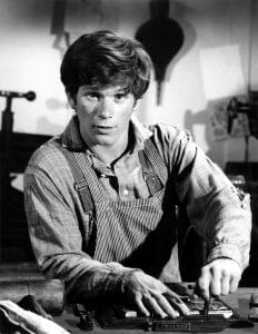 Because performing on The Waltons didn't provide a lot of gratuity, some actors got different odd jobs outside acting