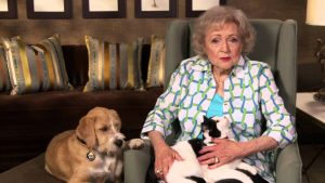 Betty White loves animals, making her a great part of the now-returning Pet Set