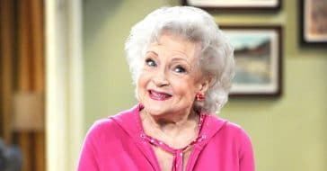 Betty White tips on how to live to be 99 years old